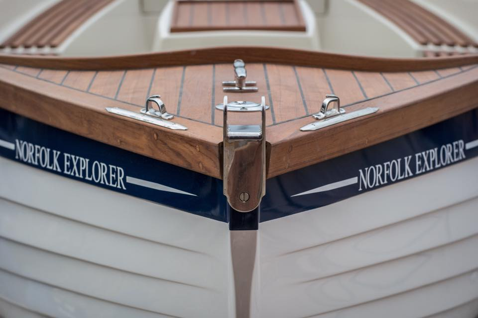 Neil Thompson Boats Norfolk Explorer