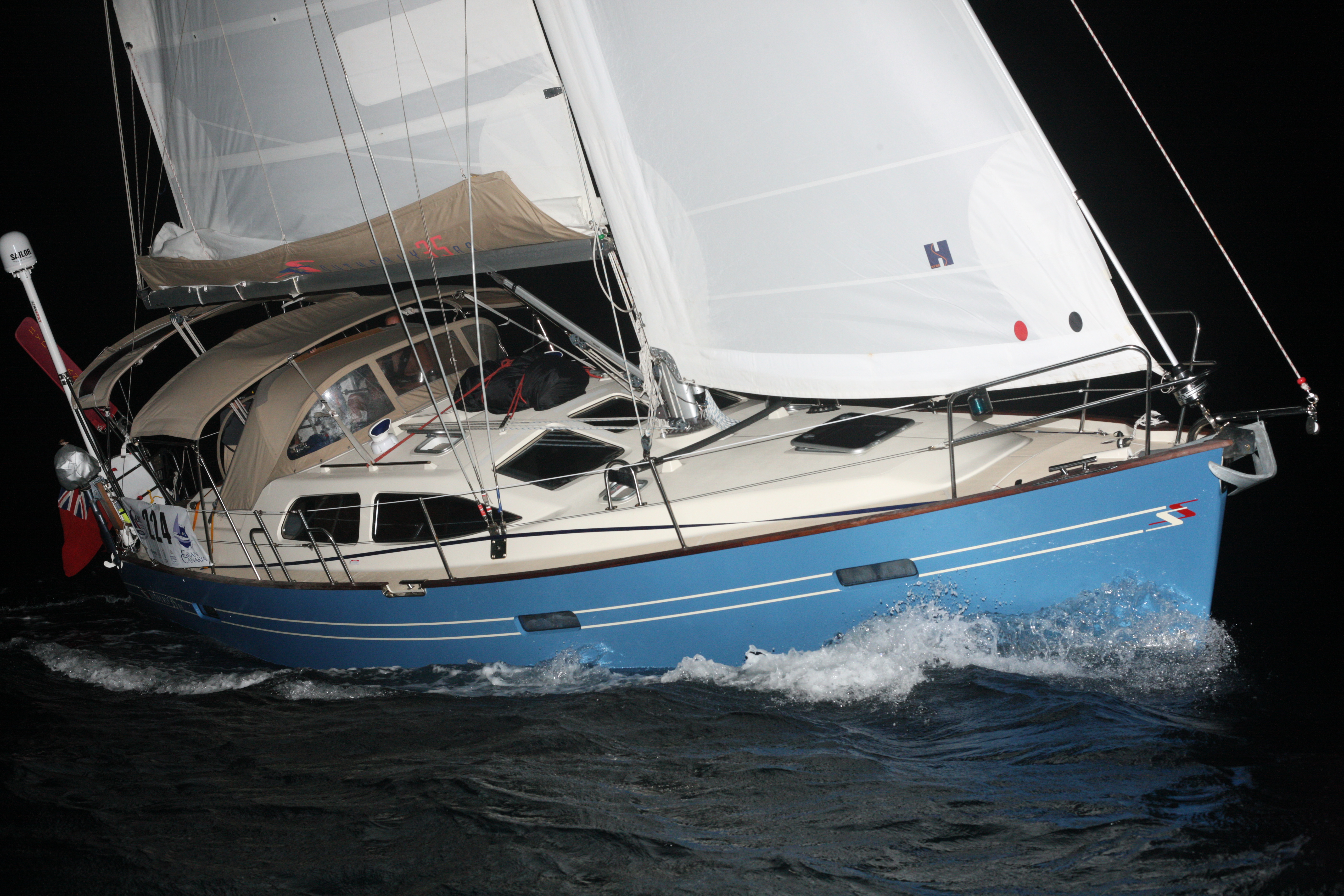 Southerly 35RS <b>Sold</b>