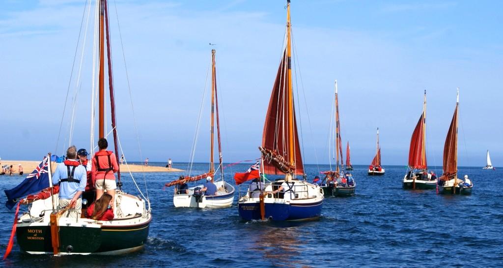 Wells Flotilla Sailing Report